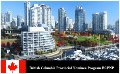 Provincial Nominee Program British Columbia