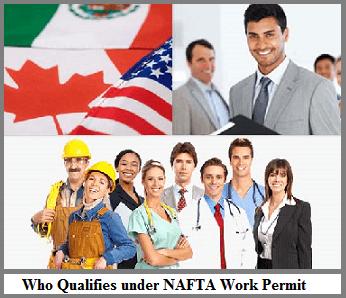 Who Qualifies under NAFTA Work Permit