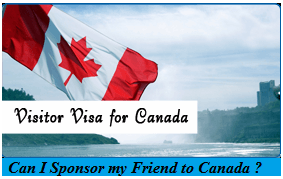 Can I Sponsor my Friend to Canada - Canadian Immigration Blogs