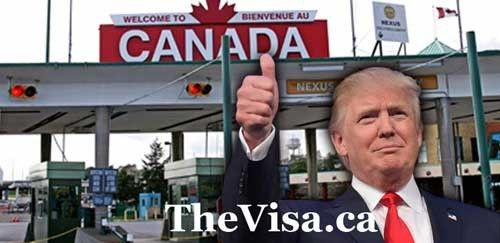 Donald Trump elected for U.S. President, How you can Immigrate to Canada