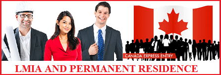 LMIA and Permanent Residence
