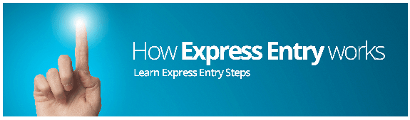 Express Entry Steps
