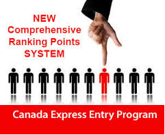 Express Entry Changes to Comprehensive Ranking System