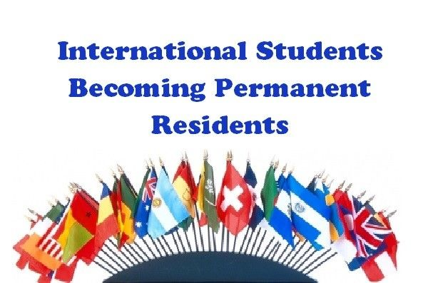 International Students Becoming Permanent Residents