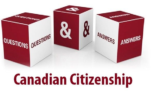 canadian citizenship questions and answers pdf