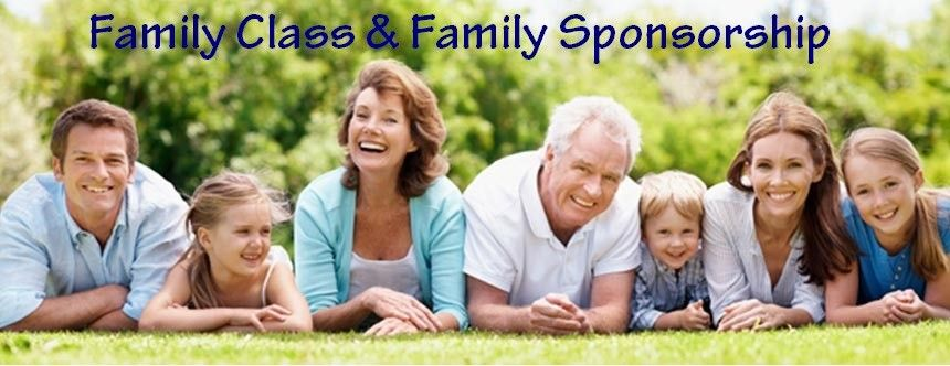 Family Class and Family Sponsorship