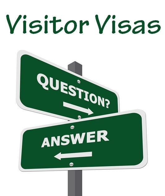 Visitor Visas Questions and Answers