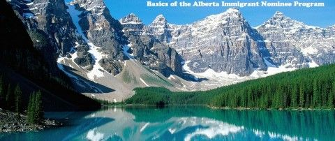 Basics of the Alberta Immigrant Nominee Program