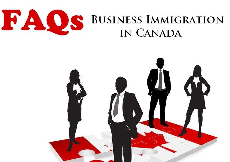 FAQs for Business Immigration in Canada