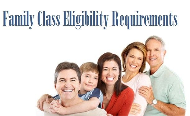 Family Class Eligibility Requirements