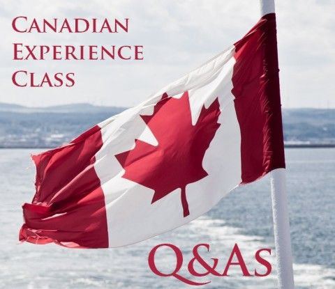Canadian Experience Class Questions and Answers