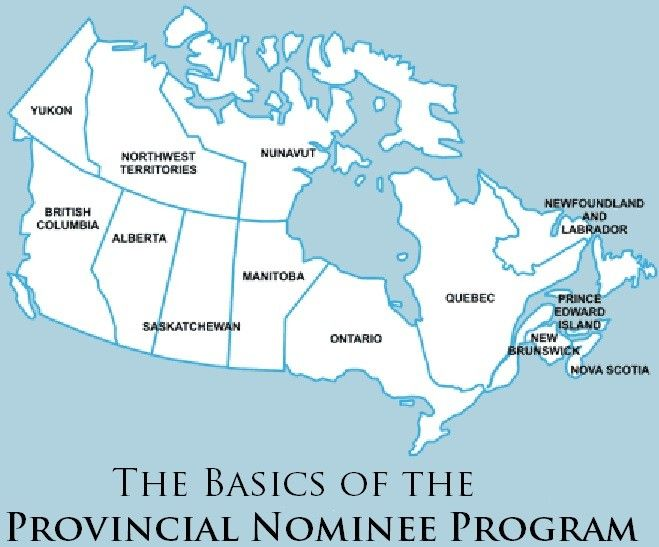 The Basics of the Provincial Nominee Program (PNP)