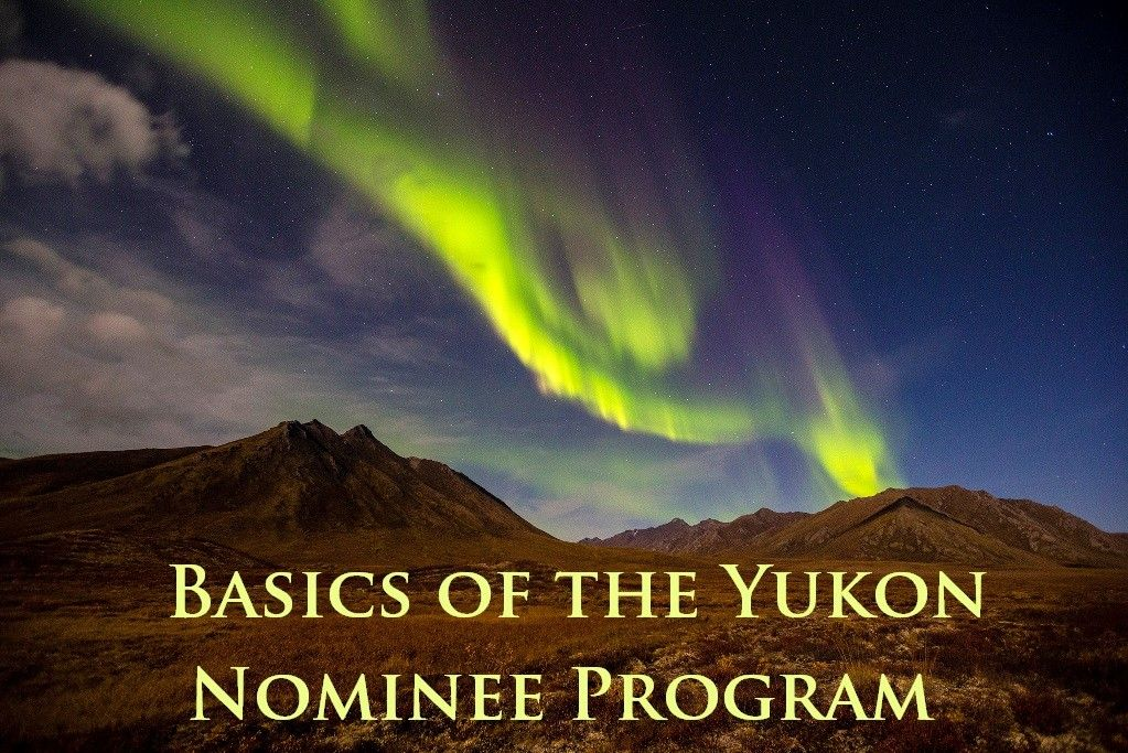 Basics of the Yukon Nominee Program