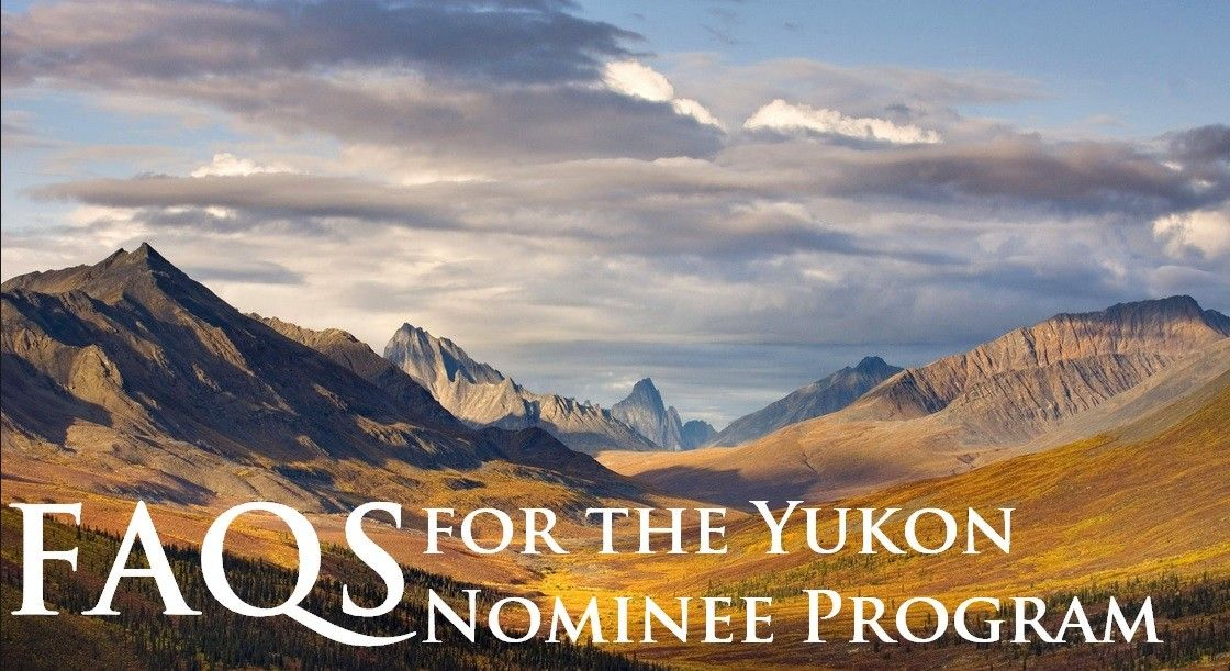 FAQs for the Yukon Nominee Program (YNP)
