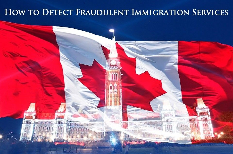 How to Detect Fraudulent Immigration Services