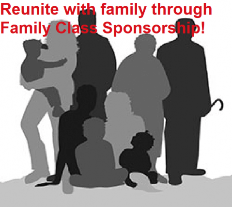 About Family Class Sponsorships