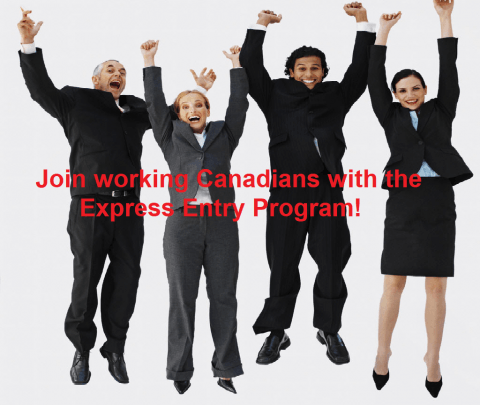 Applying for Express Entry