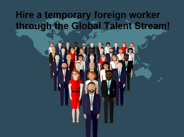 Hire a Temporary Foreign Worker Through the Global Talent Stream