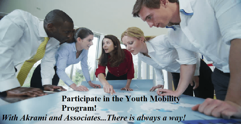 Participate in the Youth Mobility Program