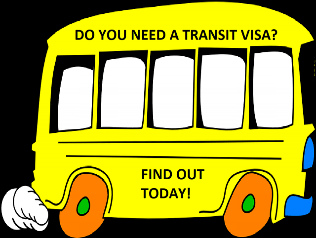 Information About Transit Visa's