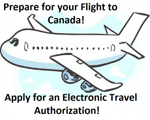 Information about Electronic Travel Authorizations