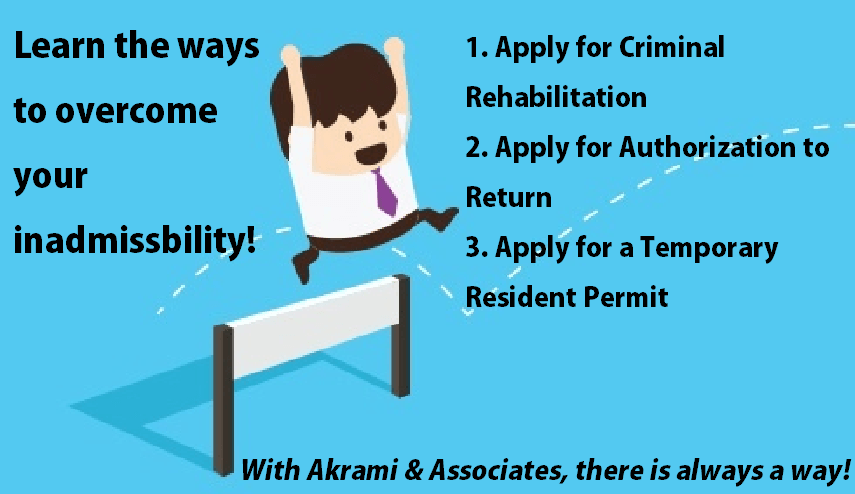 The Various Ways to Overcome Inadmissibility
