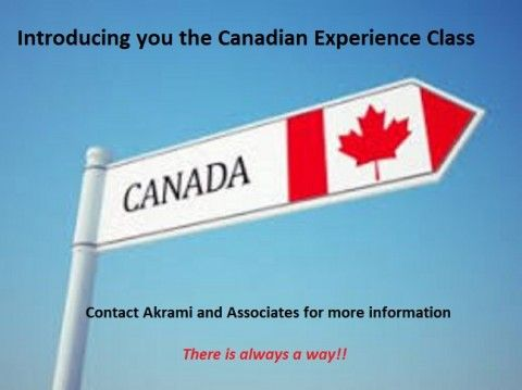 Understanding the Canadian Experience Class