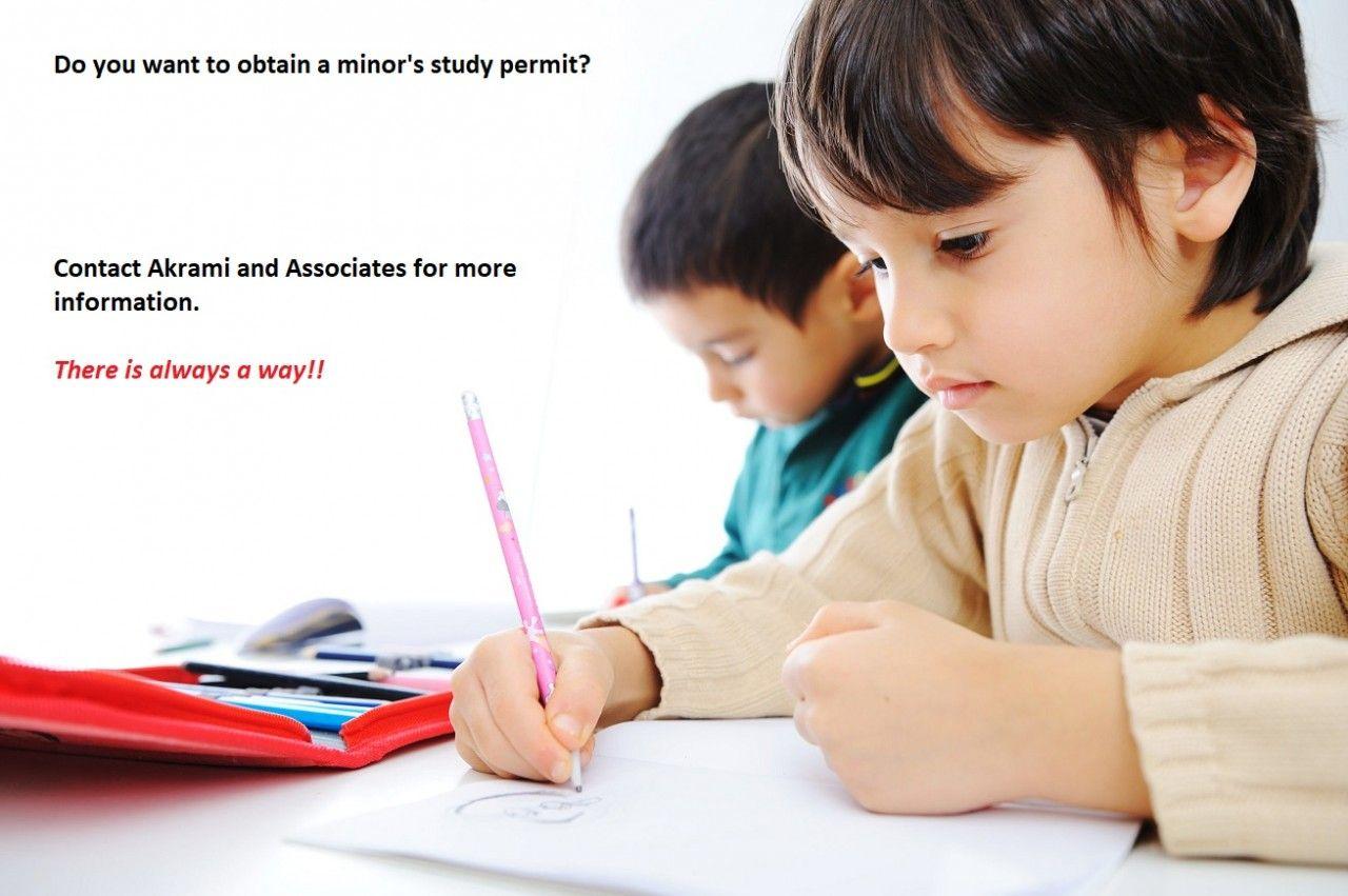 Understanding a Minor's Study Permit
