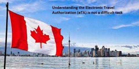 Understanding the Electronic Travel Authorization (eTA)