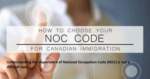 Understanding the Importance of National Occupation Code (NOC)