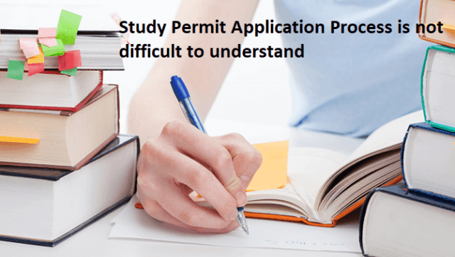 Study Permit Application Process