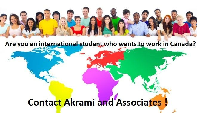 International Students Working in Canada