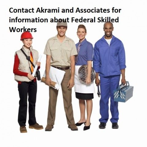 Important Information for the Federal Skilled Worker Program