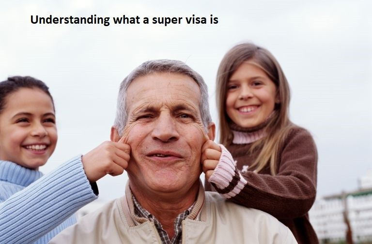 Canadian Super Visa Information
