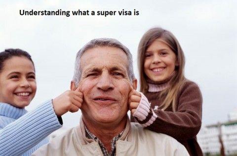 Canadian Super Visa Information