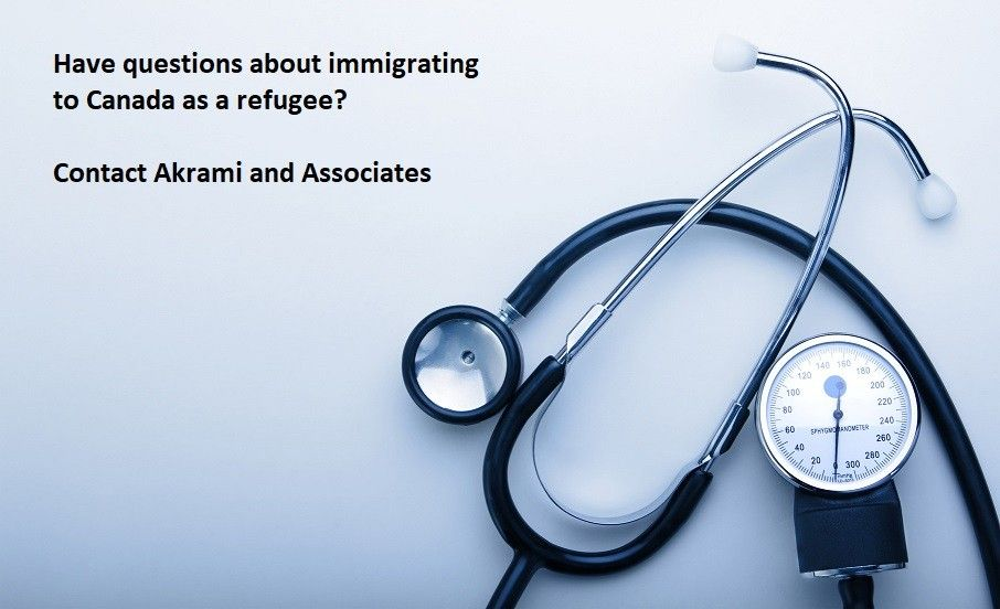 Health and Dental care for refugees in Canada