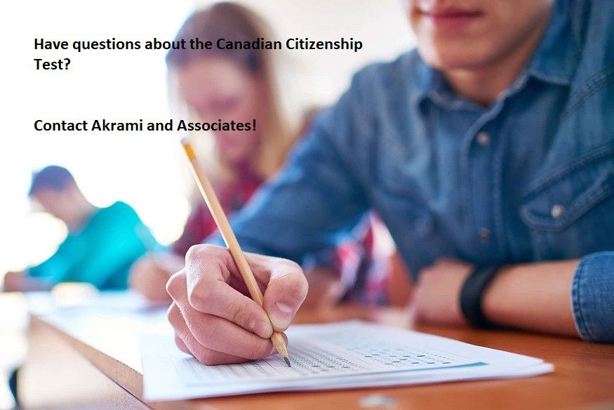 Canadian Citizenship Test Process