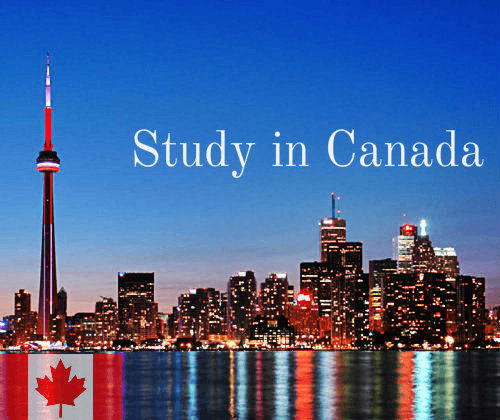Coming to Canada to Study