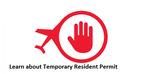Applying for a Temporary Resident Permit