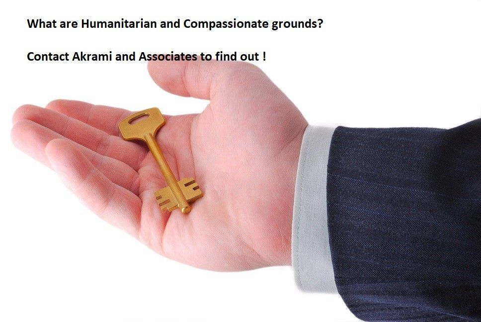 What are Humanitarian and Compassionate Grounds
