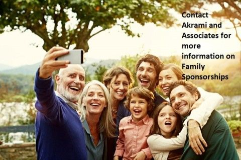 Sponsoring Your Relatives