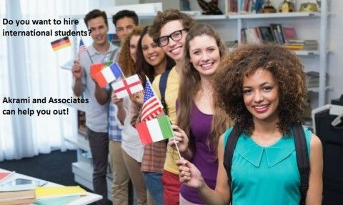 How to Hire International Students