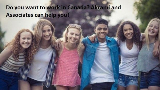 Young Foreign Nationals Working in Canada