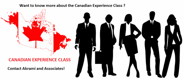 Become a Canadian Permanent Resident through the Canadian Experience Class