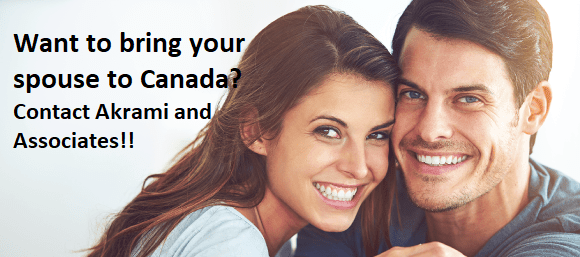 Canadian Spousal Sponsorship