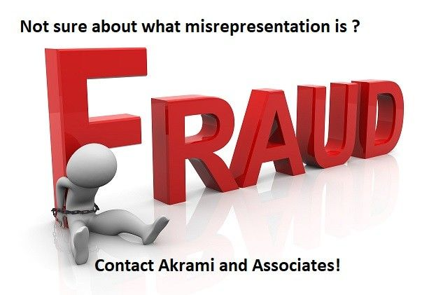 Document Fraud and Misrepresentation