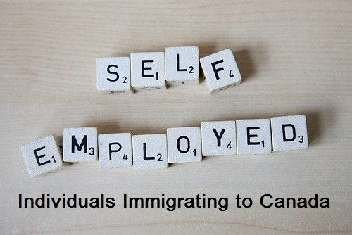 Self-Employed Immigration
