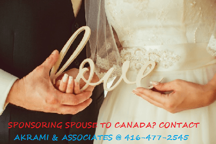 Sponsoring Spouse to Canada