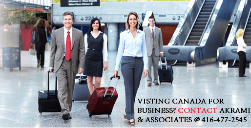 Business Visitors to Canada