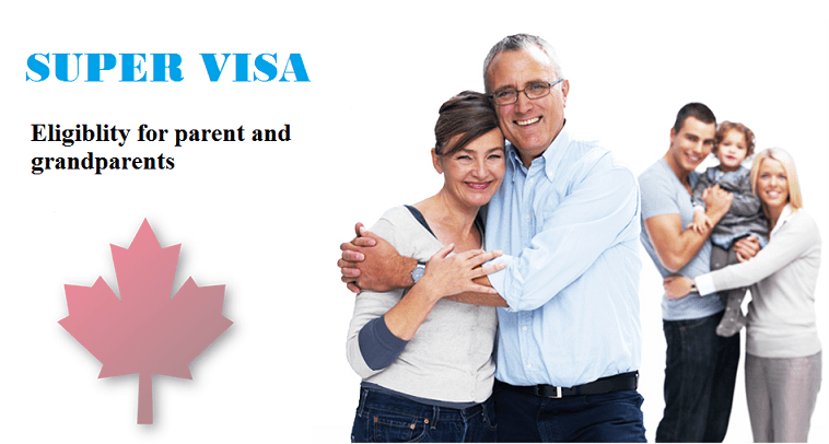 Super Visa Eligibility for Parent and Grandparents